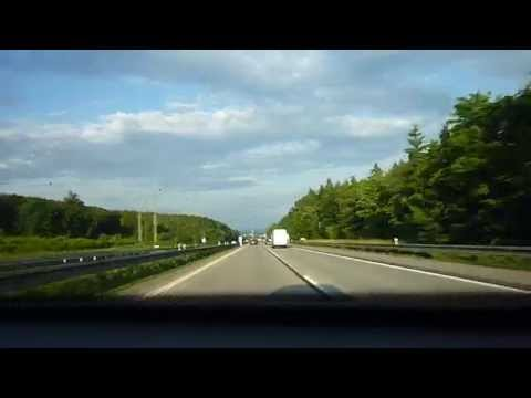 Czech I. and II. class roads, D1 motorway (Jihlava - Brno), Vysocina region