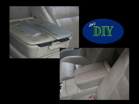 acura rl center console upholstery repair arm rest how to remove youtube. Black Bedroom Furniture Sets. Home Design Ideas