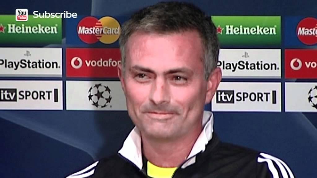 Jose Mourinho funny
