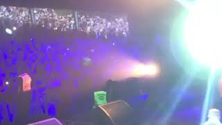 6ix9ine on  stage live ..Finland🎤
