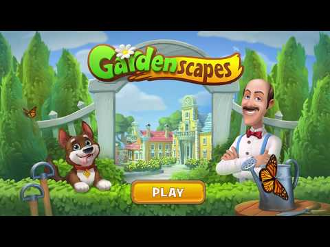 ApkMod1.Com Gardenscapes - New Acres v2.7.2 build 22722 + МOD (Free Assignments) download free Android Casual Game