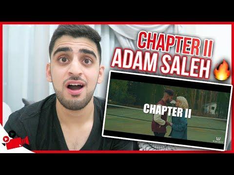 Adam Saleh - The Intro/ Chapter II (Debut Album) REACTION | MONEY KICKS LIONS !!