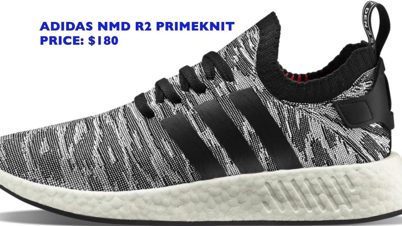 adidas Women's NMD R2 (Running White) KicksUSA