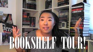 BOOKSHELF TOUR! Thumbnail
