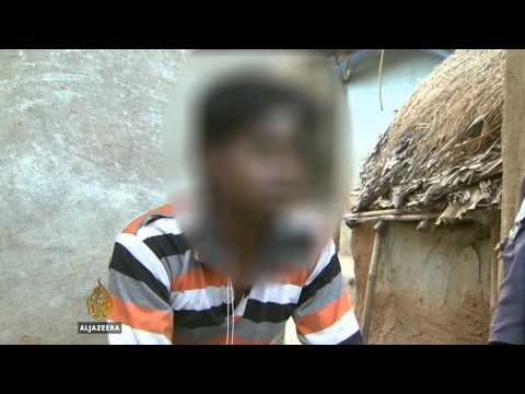 Grupno silovanje po naredbi seoskog suda