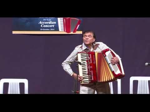 """""""Aaja Sanam"""" - Accordion / Mandolin - Suhaaschandra Kulkarni - Excuse Cameraman"""