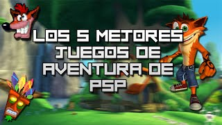 Los 5 mejores juegos de aventura de PSP | luigi2498
