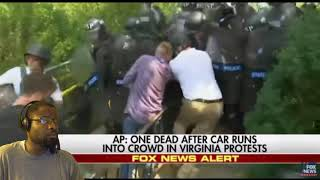 AP: One dead after car runs into Charlotte protesters Reaction