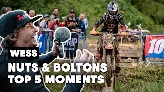 Nuts And Boltons: The Best Moments From The Season | WESS 2019