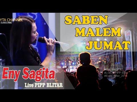 Saben Malem Jumat Eny Sagita Live PIPP Blitar Desember 2018
