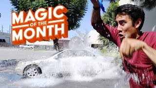 Time for You To Create Magic | MAGIC OF THE MONTH | Zach King (September 2019)