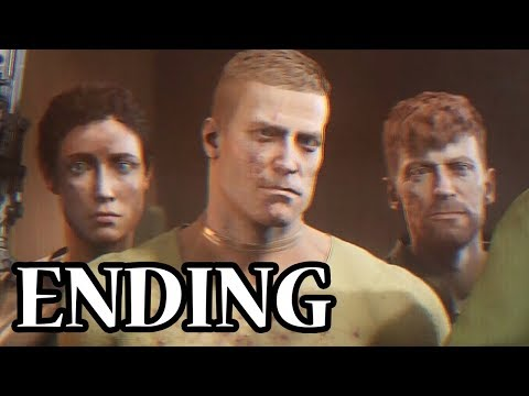 Wolfenstein 2: The New Colossus Gameplay Let's Play - ENDING | ON LIVE TELEVISION