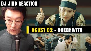 Baixar DJ REACTION to KPOP - AGUST D D2 DAECHWITA