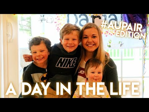 A Day in my Life | Aupair in Boston | Daria Abroad