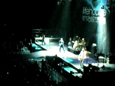 Lifehouse - I'm Falling Even More In Love With You - 3-21-10 Prudential Center, Newark, NJ