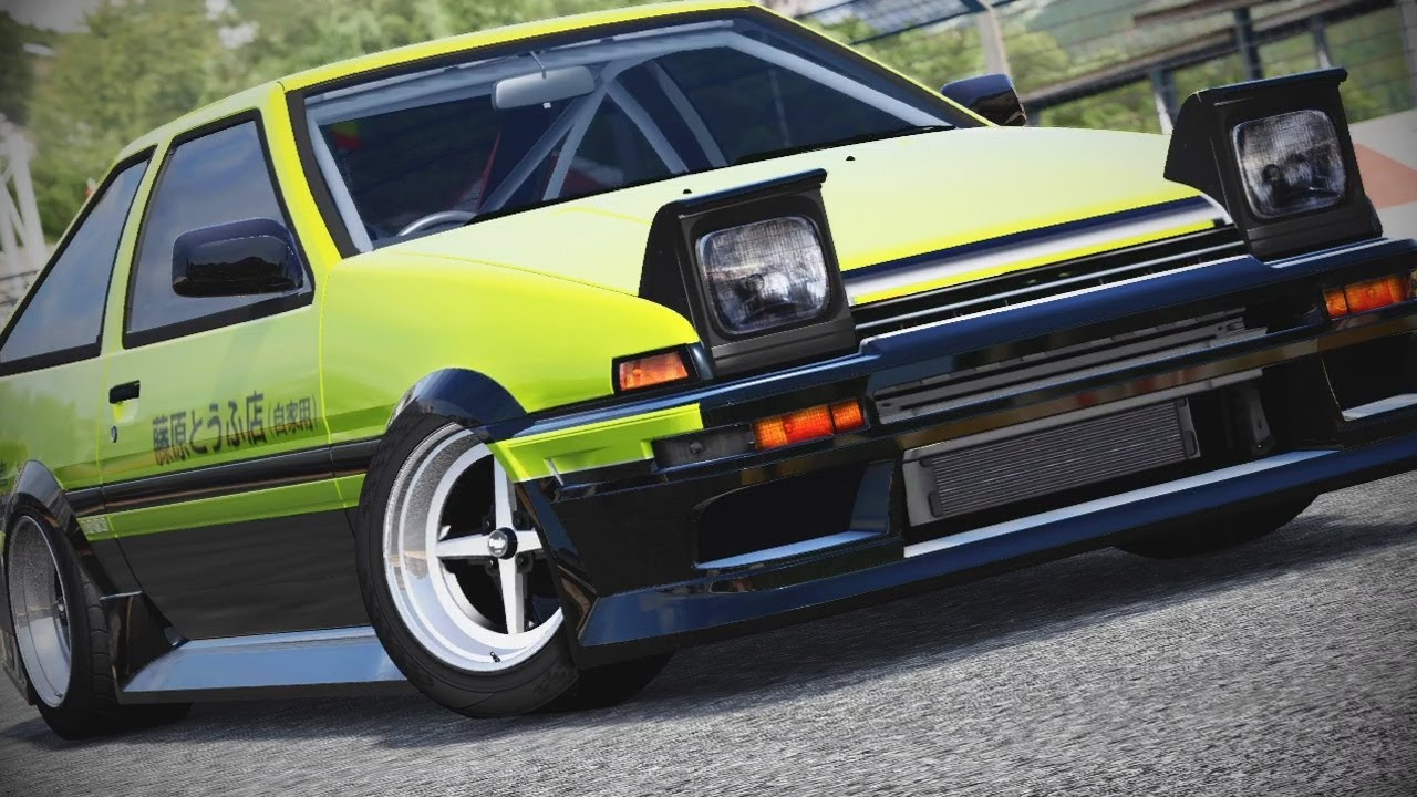 Pop Up Lights Forza 4 Pop Up Lights And 240sx Exhaust Swap Youtube