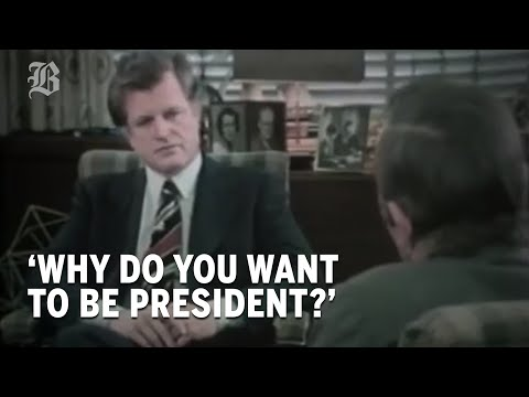 "Ted Kennedy, Part 5: ""Why do you want to be president?"""
