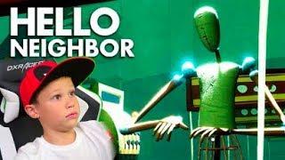 Зомби-Манекены нападают в супермаркете / Привет сосед Акт 3