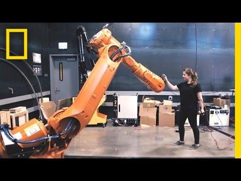 Meet Madeline, The Robot Tamer – Short Film Showcase