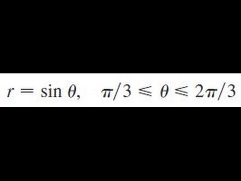 how to find area of 1+ sin theta