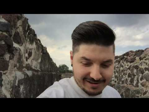 #MexiTravels - Vlog 03. Teotihuacan, Mexico City Pyramids.