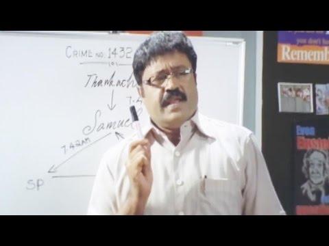 Suresh Gopi investigation in murder mystery - The Mission Mera Kartavya - Scene 12/14