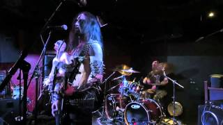 Archgoat - Lord Of The Void -live at PRKL Club 11.1.2013 - part 1