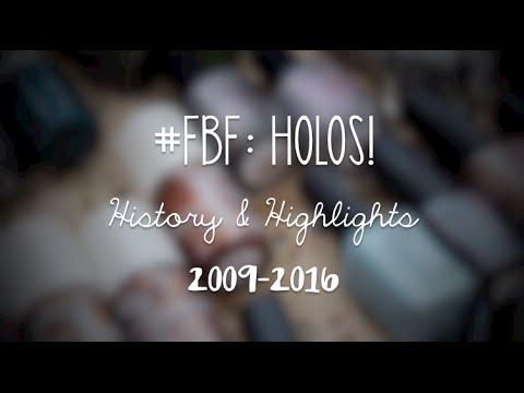 #FBF: Indie Polishes! | Holos