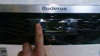 Сброс ошибок Buderus Logamax U72 24K. ( Ошибка 6а. )(, 2018-01-07T11:12:27.000Z)