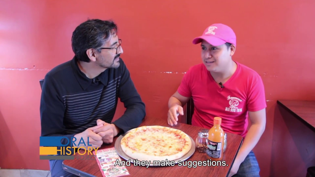 Mexican Studies Oral History Project | Mexicans in Little Italy