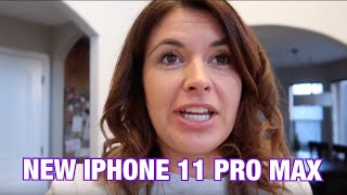 APPLE IPHONE 11 PRO MAX | WAITING ALL DO FOR MY NEW PHONE TO ARRIVE | FINALLY GETTING A NEW IPHONE