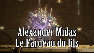 ffxiv heavensward alexander midas a8 le fardeau du fils normal guide