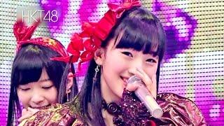 """2月14日・全国の女の子に贈る応援歌~ HKT48 """"Onegai Valentine"""" <オリ..."""