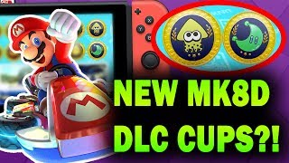 Will We Get NEW Tracks For Mario Kart 8 DELUXE?!?! (NEW CUPS?)