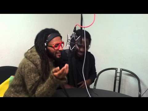 """FOKN Bois at Radio Bern RaBe """"End2End"""""""