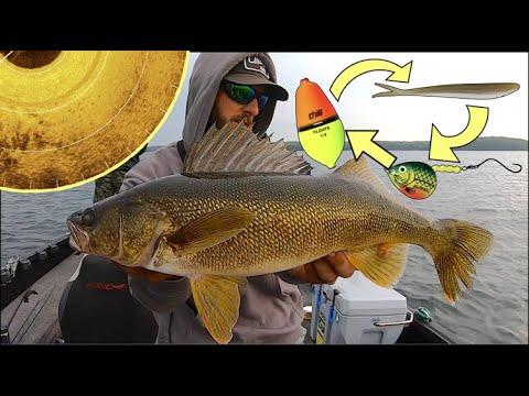 VERSATILITY is KEY When Summer Walleye Fishing