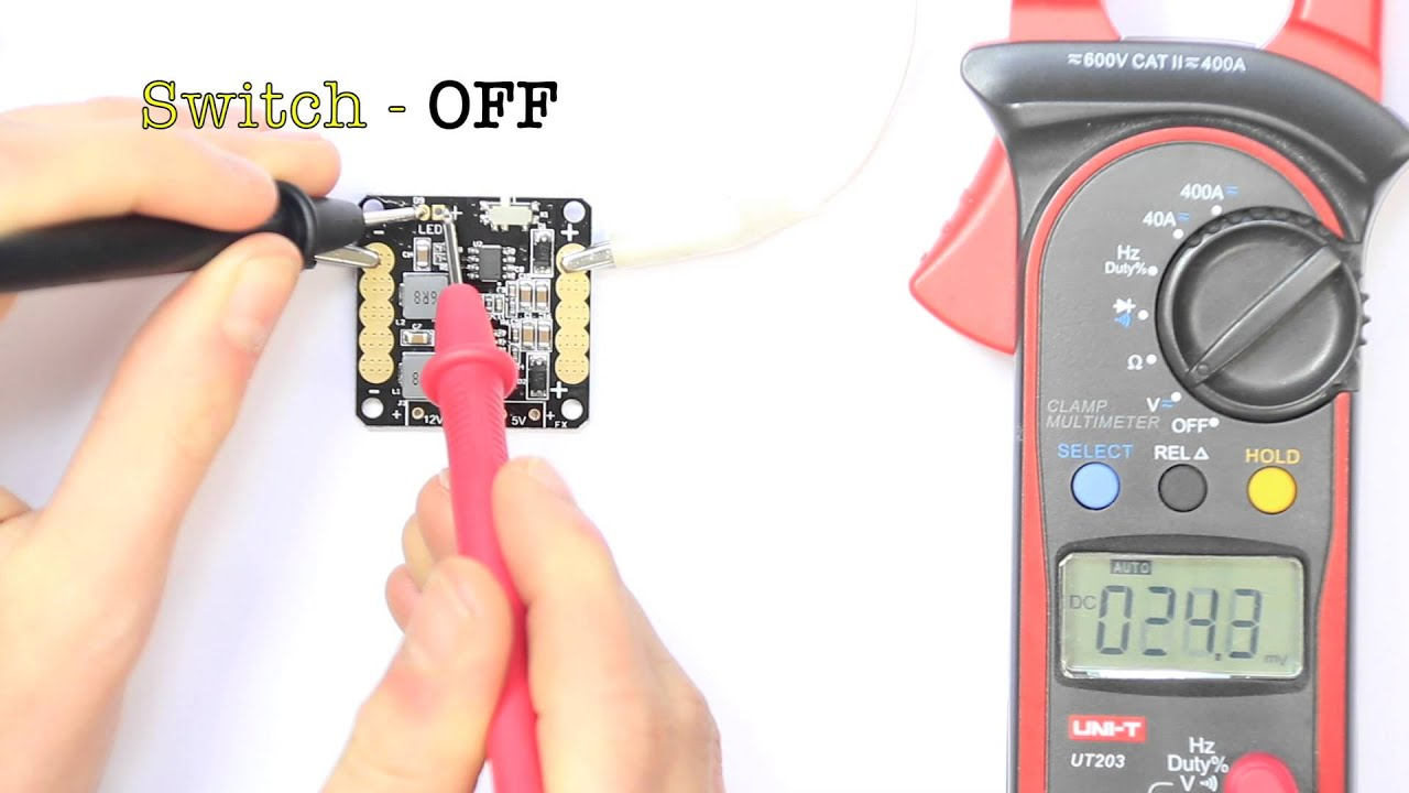 small resolution of cc3d power distribution board pdb 5 12v bec led switch v2 flying tech