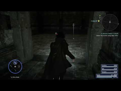 Final Fantasy 15 100 Floor Steyliff Dungeon Youtube