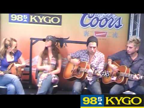 KYGO Presents Gloriana Live In Studio