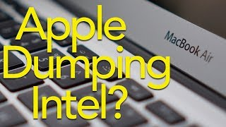 Is Apple Dumping Intel? | TDNC Podcast #91