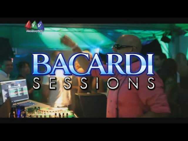 Chamada - BACARDI SESSIONS - Manhuaçu/MG