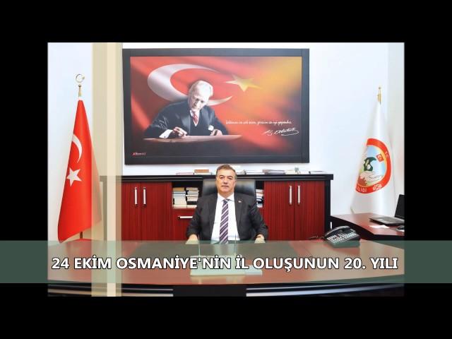 Osmaniye Valisi Kerem Al: Bu kadim şehre hizmet etmekten mutluluk duyuyorum