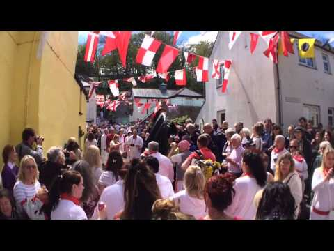 Padstow Obby Oss