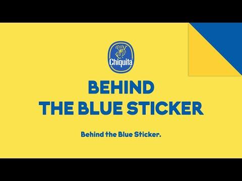 Chiquita - Behind The Blue Sticker