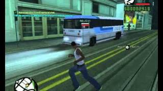 Repeat youtube video GTA San Andreas Sanitka+Autobus