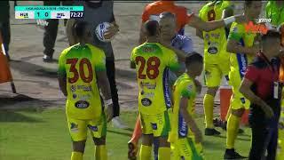 Huila vs Millonarios (1-0) | Liga Aguila 2018-II | Fecha 18