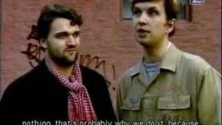 Turbonegro - Interview and Denim Demon Video