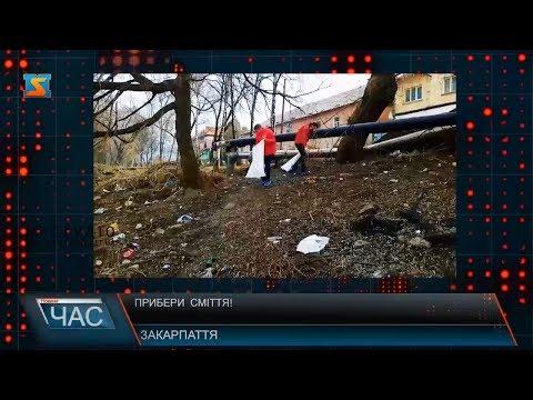 Телекомпанія М-студіо: Прибирали сміття
