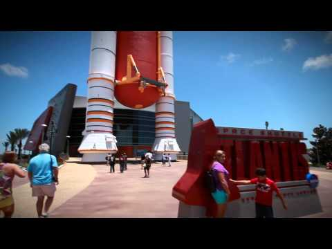 Kennedy Space Center Visitor Complex Overview