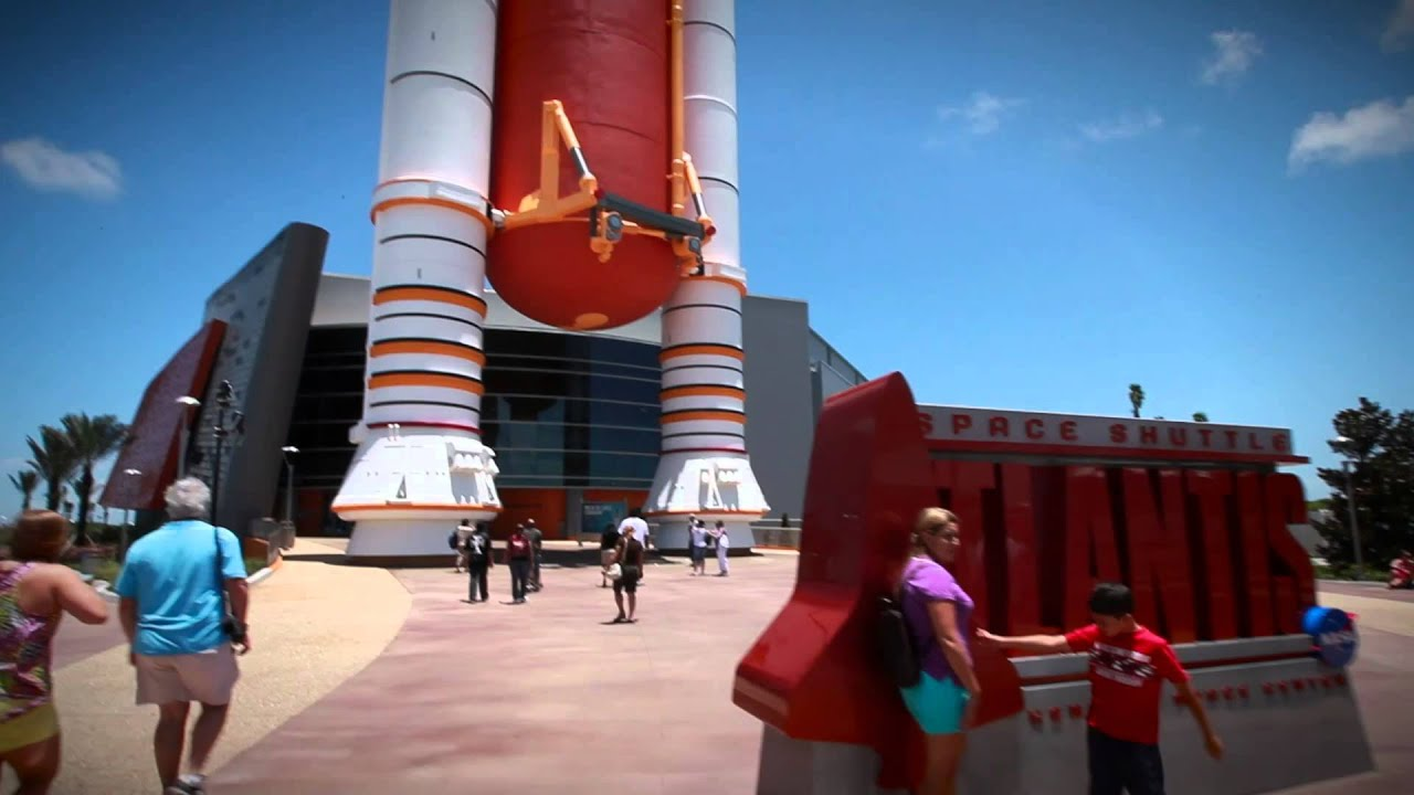 Kennedy Space Center Visitor Complex Overview - YouTube